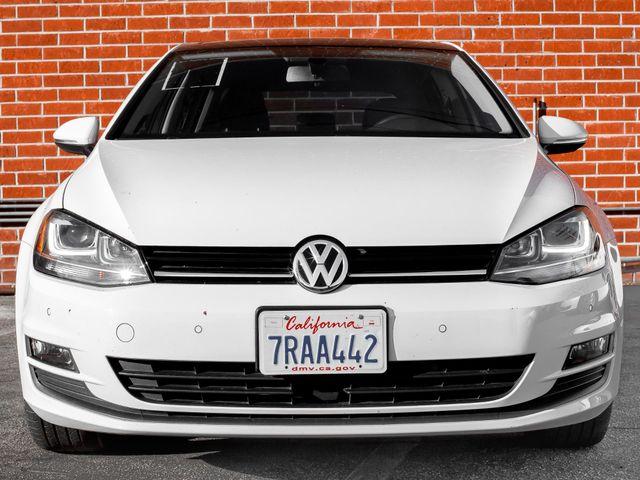 2015 Volkswagen Golf TSI SE Burbank, CA 2