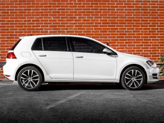 2015 Volkswagen Golf TSI SE Burbank, CA 4