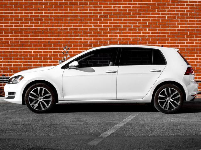 2015 Volkswagen Golf TSI SE Burbank, CA 5