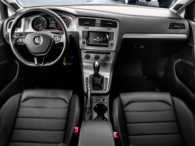 2015 Volkswagen Golf TSI SE Burbank, CA 8