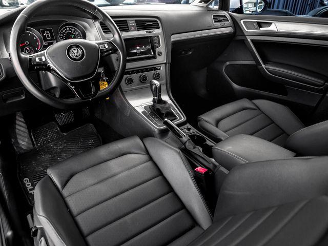 2015 Volkswagen Golf TSI SE Burbank, CA 9
