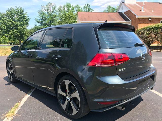 2015 Volkswagen Golf GTI AUTOBAHN  Autobahn Leesburg, Virginia 5
