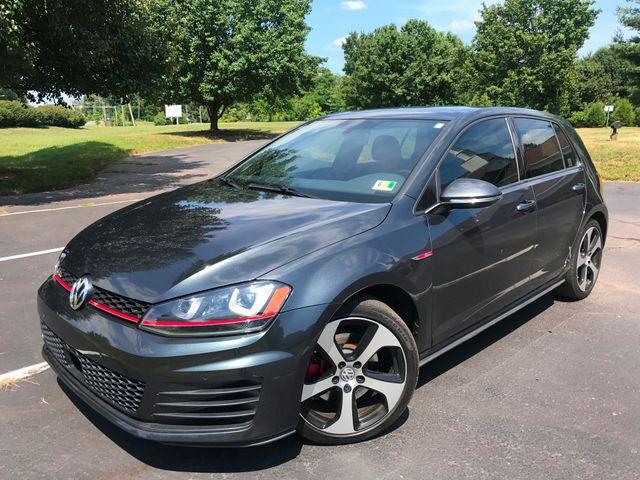 2015 Volkswagen Golf GTI AUTOBAHN  Autobahn Leesburg, Virginia 3