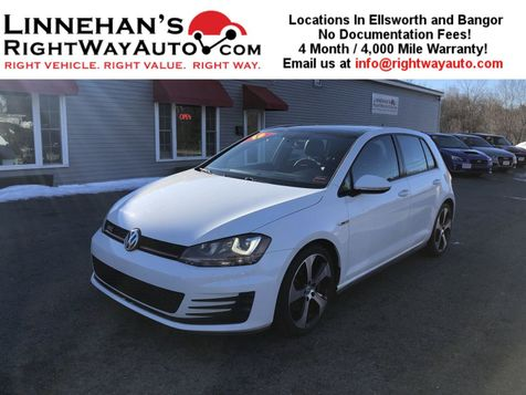 2015 Volkswagen Golf GTI Autobahn in Bangor