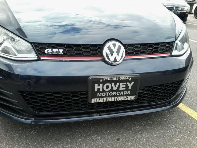 2015 Volkswagen Golf GTI S Boerne, Texas 7