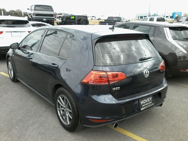 2015 Volkswagen Golf GTI S Boerne, Texas 5