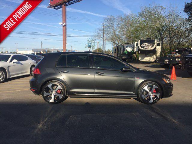 2015 Volkswagen Golf GTI SE Boerne, Texas 0