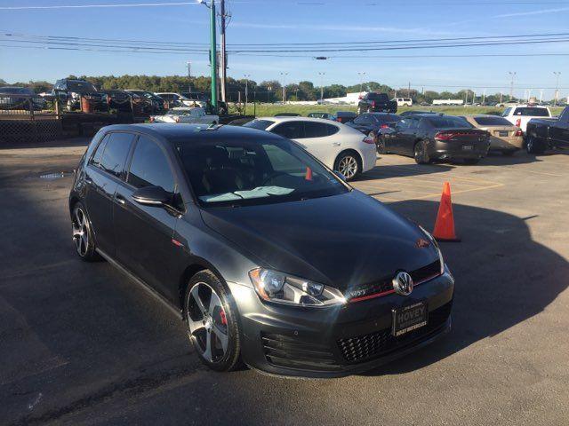 2015 Volkswagen Golf GTI SE Boerne, Texas 1