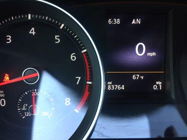 2015 Volkswagen Golf GTI SE Boerne, Texas 17