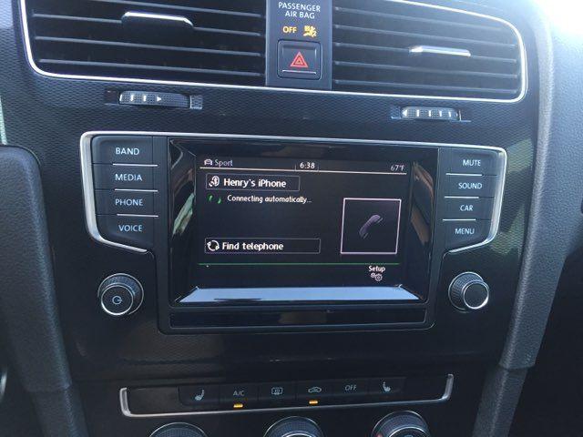 2015 Volkswagen Golf GTI SE Boerne, Texas 20
