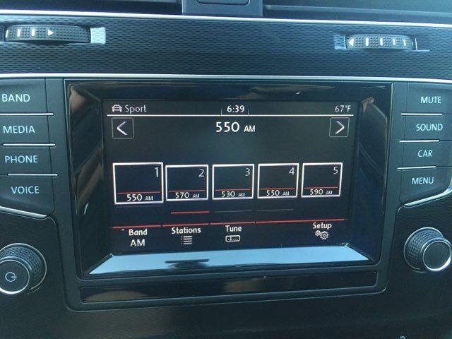 2015 Volkswagen Golf GTI SE Boerne, Texas 22