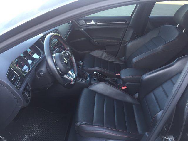 2015 Volkswagen Golf GTI SE Boerne, Texas 10