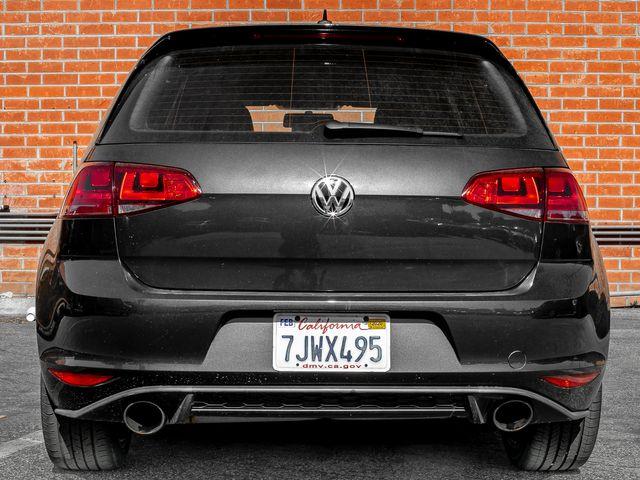 2015 Volkswagen Golf GTI S Burbank, CA 3