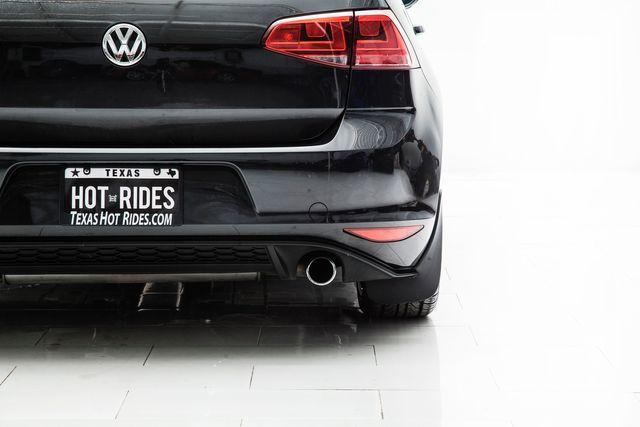 2015 Volkswagen Golf GTI SE With Upgrades in Carrollton, TX 75006