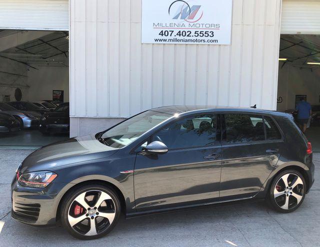 2015 Volkswagen Golf GTI Autobahn w/Performance Pkg Longwood, FL 41