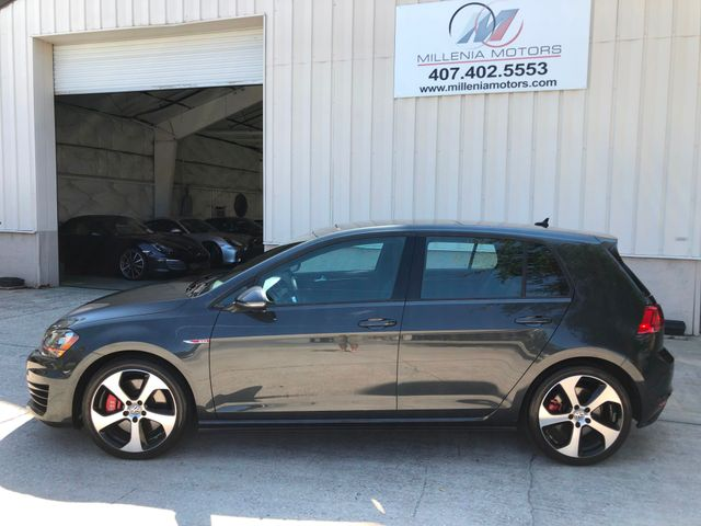 2015 Volkswagen Golf GTI Autobahn w/Performance Pkg Longwood, FL 42