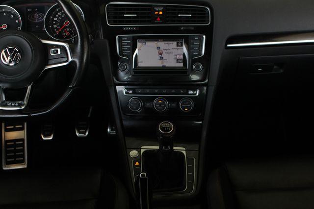 2015 Volkswagen Golf GTI Autobahn FWD - SUNROOF - HEATED LEATHER - TURBO! Mooresville , NC 10