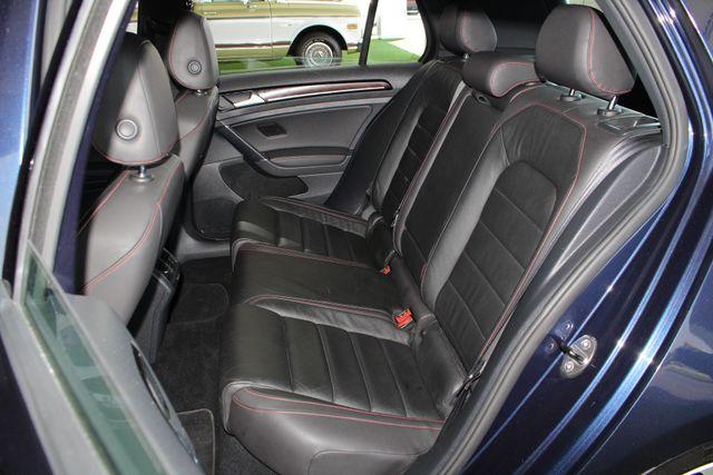 2015 Volkswagen Golf GTI Autobahn FWD - SUNROOF - HEATED LEATHER - TURBO! Mooresville , NC 11