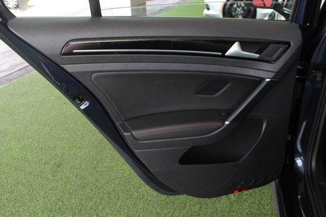 2015 Volkswagen Golf GTI Autobahn FWD - SUNROOF - HEATED LEATHER - TURBO! Mooresville , NC 42