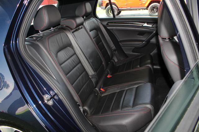 2015 Volkswagen Golf GTI Autobahn FWD - SUNROOF - HEATED LEATHER - TURBO! Mooresville , NC 13