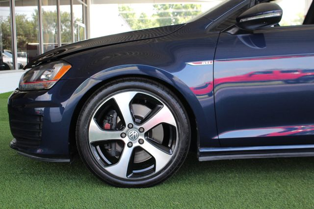 2015 Volkswagen Golf GTI Autobahn FWD - SUNROOF - HEATED LEATHER - TURBO! Mooresville , NC 21