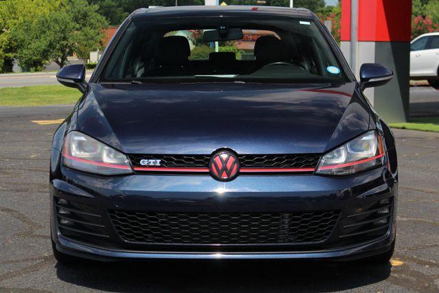 2015 Volkswagen Golf GTI Autobahn FWD - SUNROOF - HEATED LEATHER - TURBO! Mooresville , NC 17