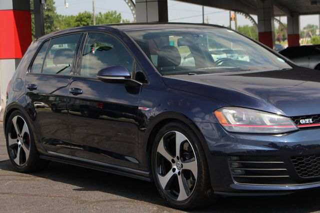 2015 Volkswagen Golf GTI Autobahn FWD - SUNROOF - HEATED LEATHER - TURBO! Mooresville , NC 29
