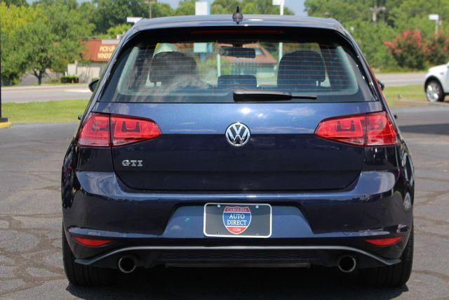 2015 Volkswagen Golf GTI Autobahn FWD - SUNROOF - HEATED LEATHER - TURBO! Mooresville , NC 18