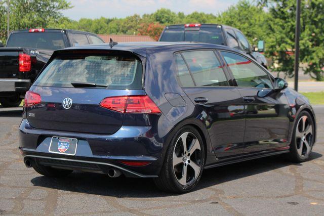 2015 Volkswagen Golf GTI Autobahn FWD - SUNROOF - HEATED LEATHER - TURBO! Mooresville , NC 27