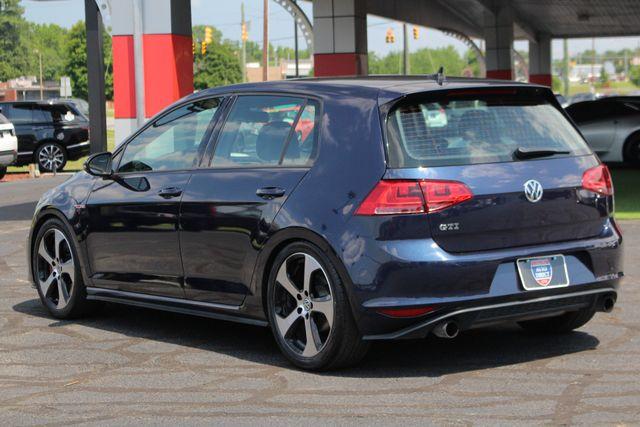 2015 Volkswagen Golf GTI Autobahn FWD - SUNROOF - HEATED LEATHER - TURBO! Mooresville , NC 28