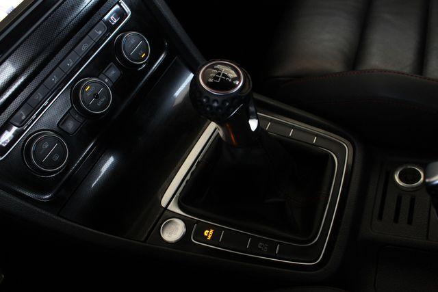 2015 Volkswagen Golf GTI Autobahn FWD - SUNROOF - HEATED LEATHER - TURBO! Mooresville , NC 35