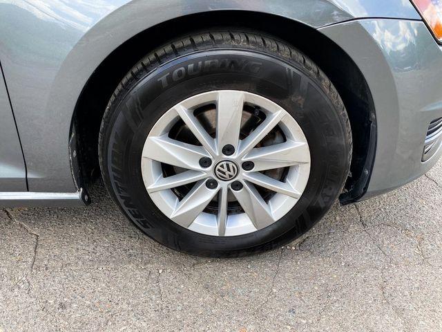 2015 Volkswagen Golf TSI S Madison, NC 8