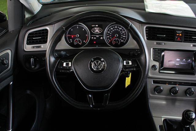 2015 Volkswagen Golf TDI S FWD - TURBO DIESEL - 6SP MANUAL! Mooresville , NC 4