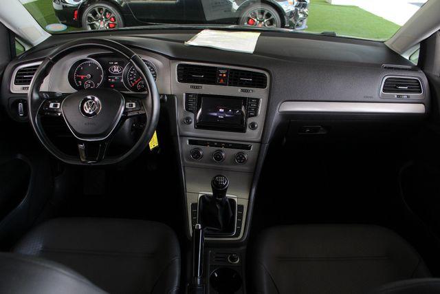 2015 Volkswagen Golf TDI S FWD - TURBO DIESEL - 6SP MANUAL! Mooresville , NC 26