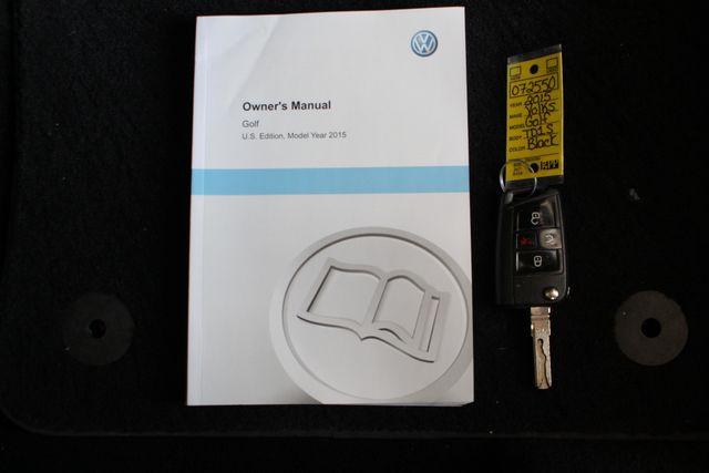 2015 Volkswagen Golf TDI S FWD - TURBO DIESEL - 6SP MANUAL! Mooresville , NC 17