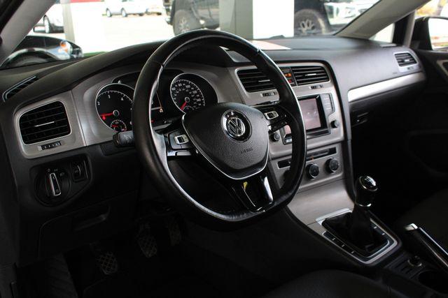 2015 Volkswagen Golf TDI S FWD - TURBO DIESEL - 6SP MANUAL! Mooresville , NC 28