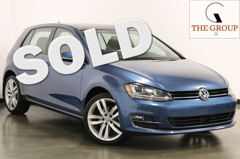 2015 Volkswagen Golf TDI SEL  city NC  The Group NC  in Mooresville, NC