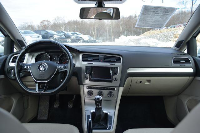 2015 Volkswagen Golf TDI SE Naugatuck, Connecticut 14