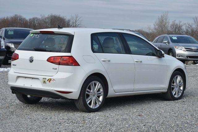 2015 Volkswagen Golf TDI SE Naugatuck, Connecticut 4