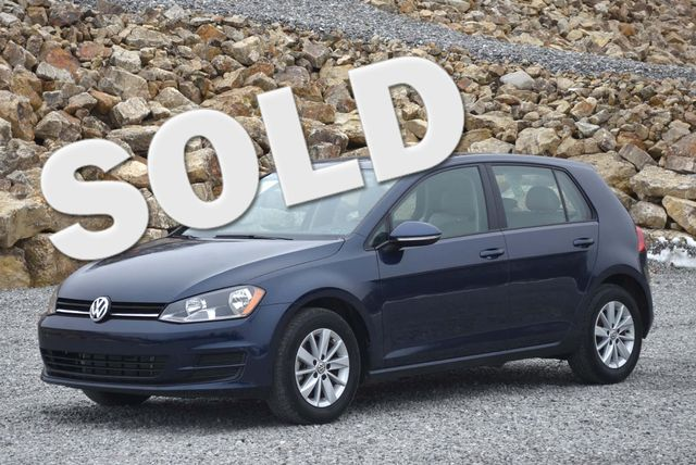 2015 Volkswagen Golf TSI S Naugatuck, Connecticut