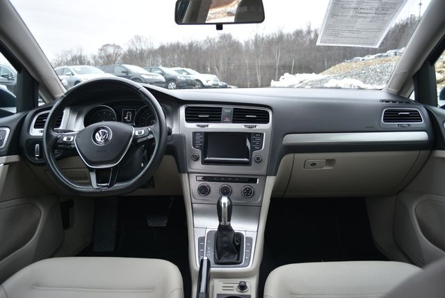 2015 Volkswagen Golf TSI S Naugatuck, Connecticut 16