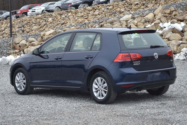 2015 Volkswagen Golf TSI S Naugatuck, Connecticut 2