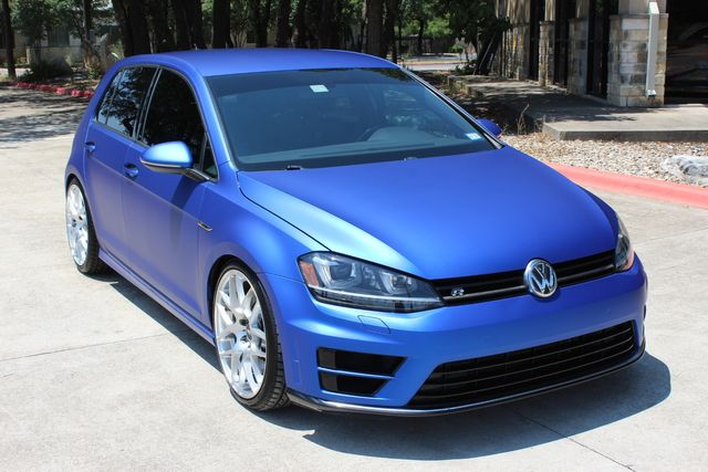 2015 Volkswagen Golf R in Austin, Texas 78726