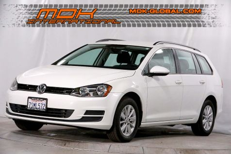 2015 Volkswagen Golf SportWagen TSI S - Leather - Wagon in Los Angeles