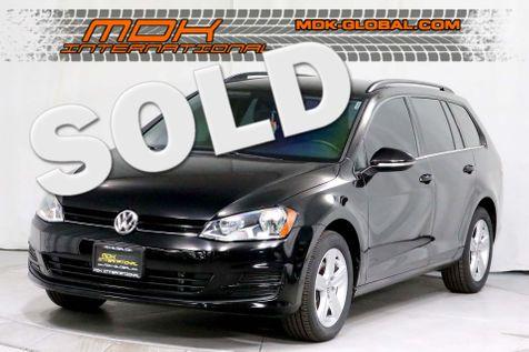 2015 Volkswagen Golf SportWagen TDI S - Manual - New Tires - Super Rare in Los Angeles