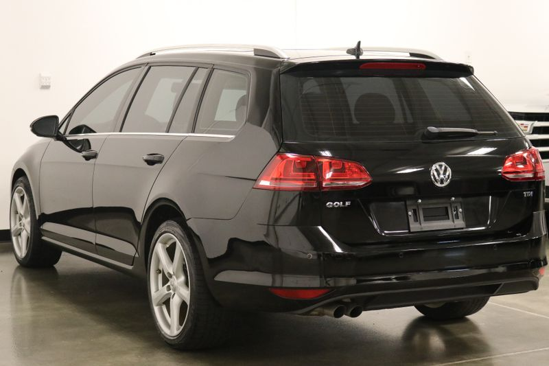 2015 Volkswagen  Golf SportWagen TDI SEL6 SPEED  city NC  The Group NC  in Mansfield, NC