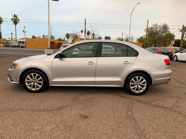 2015 Volkswagen Jetta 1.8T SE 3 MONTH3,000 MILE NATIONAL POWERTRAIN WARRANTY Mesa, Arizona 1