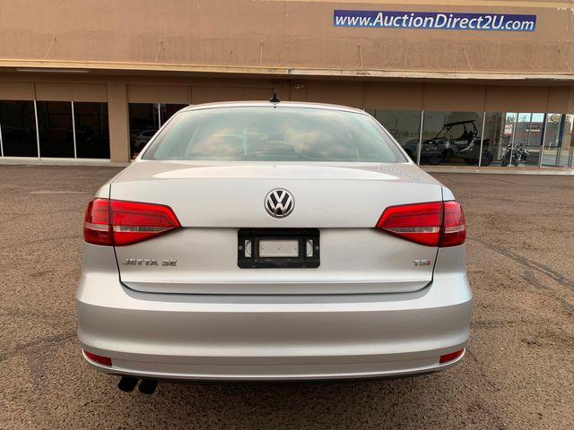 2015 Volkswagen Jetta 1.8T SE 3 MONTH3,000 MILE NATIONAL POWERTRAIN WARRANTY Mesa, Arizona 3