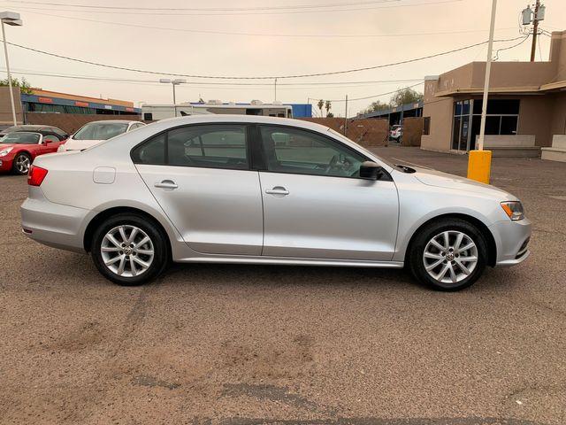 2015 Volkswagen Jetta 1.8T SE 3 MONTH3,000 MILE NATIONAL POWERTRAIN WARRANTY Mesa, Arizona 5