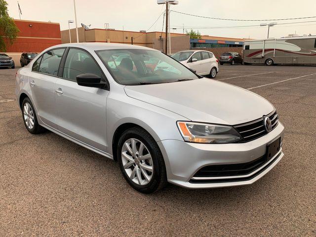 2015 Volkswagen Jetta 1.8T SE 3 MONTH3,000 MILE NATIONAL POWERTRAIN WARRANTY Mesa, Arizona 6